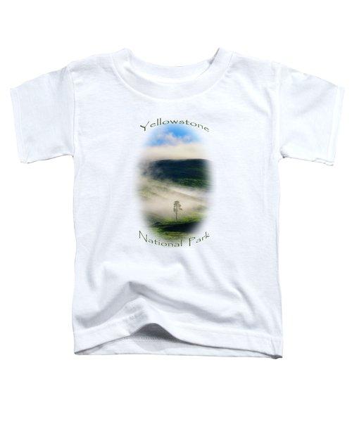 Yellowstone T-shirt Toddler T-Shirt
