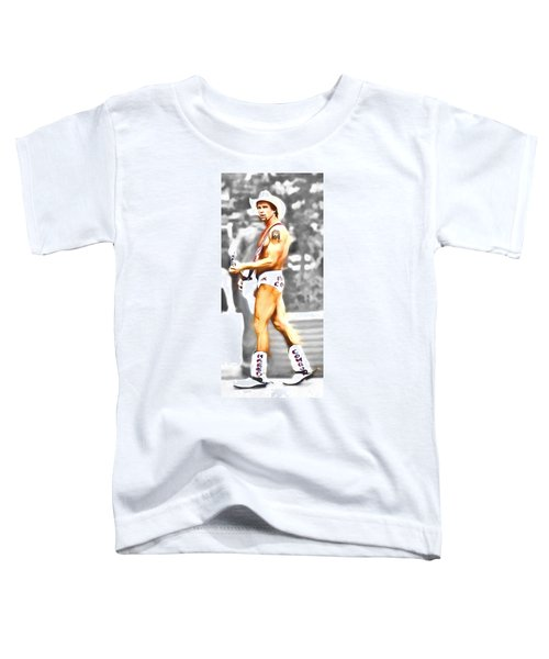 Yes He Is Toddler T-Shirt