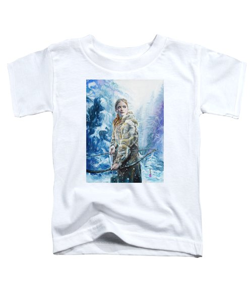 Ygritte The Wilding Toddler T-Shirt