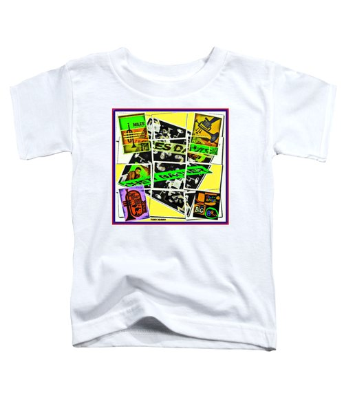Yo Movie Theater Chains Toddler T-Shirt