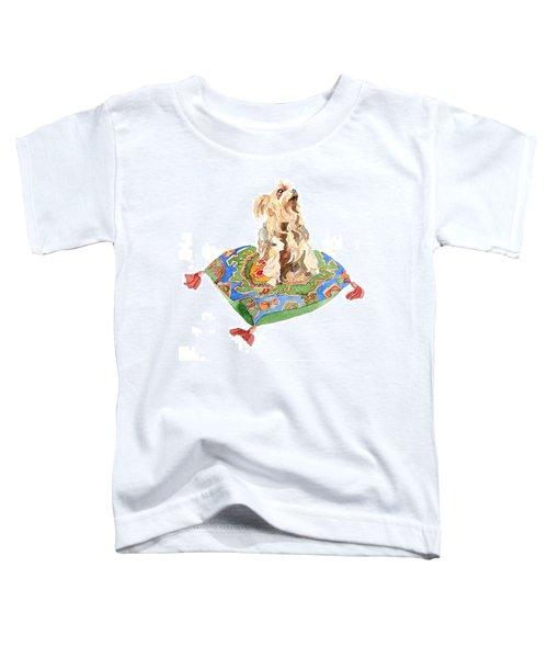 Yorkshire Terrier Toddler T-Shirt