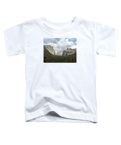 Yosemite Valley Yosemite National Park Toddler T-Shirt