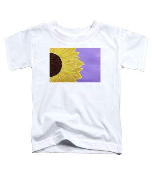 You Are My Sunshine Toddler T-Shirt by Cyrionna The Cyerial Artist