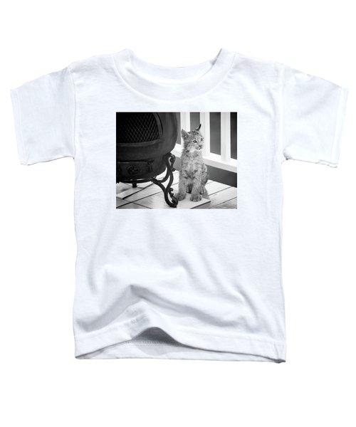 You Say Somethin Toddler T-Shirt