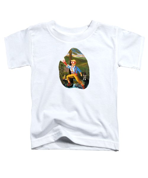 Young Explorer Toddler T-Shirt
