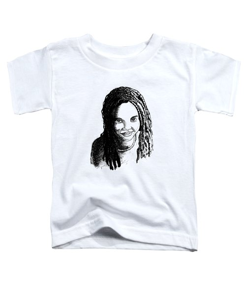 Young Lady Toddler T-Shirt