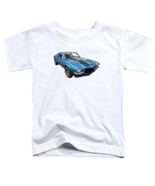 Z28 Camaro Toddler T-Shirt