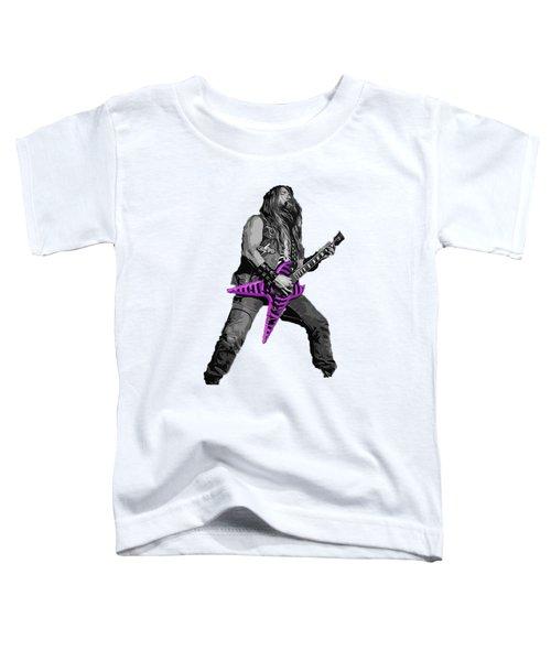 Zakk Guitarist Toddler T-Shirt