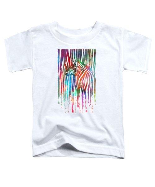 zeb Toddler T-Shirt by Mustafa Akgul