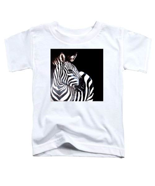 Zebra 2 Toddler T-Shirt
