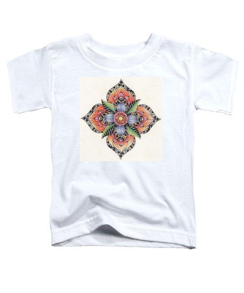 Zendala Template #1 Toddler T-Shirt
