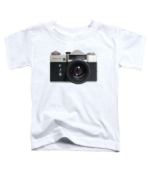 Zenith E Toddler T-Shirt