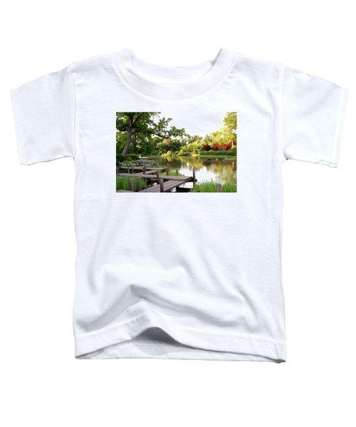 Zig Zag Bridge 2703 H_2 Toddler T-Shirt