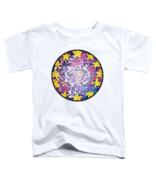 Zooropa Glass Toddler T-Shirt by Clad63