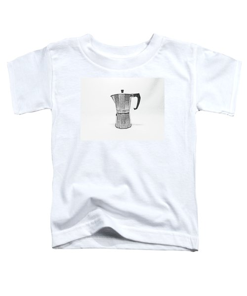 08/05/19 Cafetiere Toddler T-Shirt
