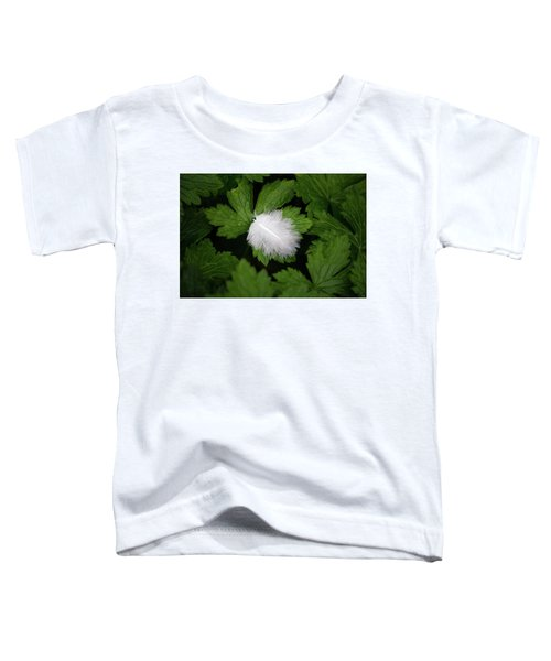 Colours. White Toddler T-Shirt