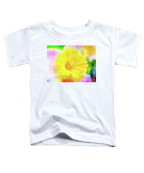 Daffy Daffodil 2 Toddler T-Shirt