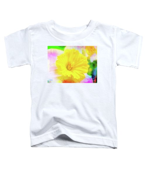 Daffy Daffodil 2 Toddler T-Shirt