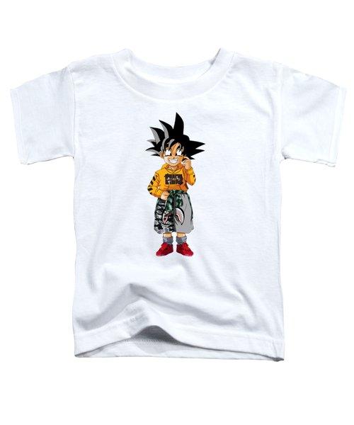 Dragonball Toddler T-Shirt