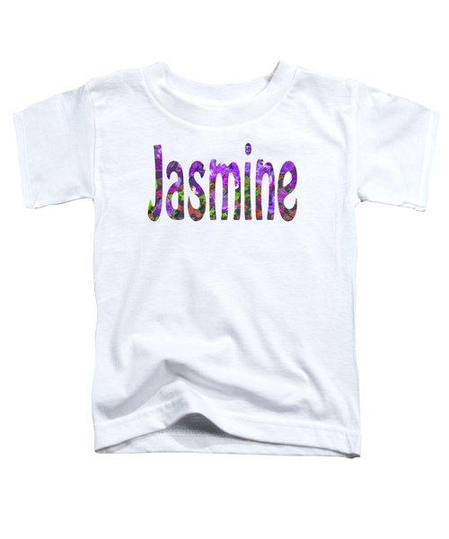 Jasmine Toddler T-Shirt