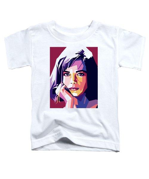 Natalie Wood Toddler T-Shirt