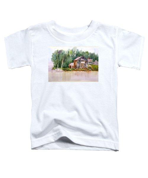 New England Boat Repair Toddler T-Shirt