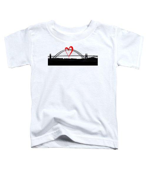 Newport Love Toddler T-Shirt