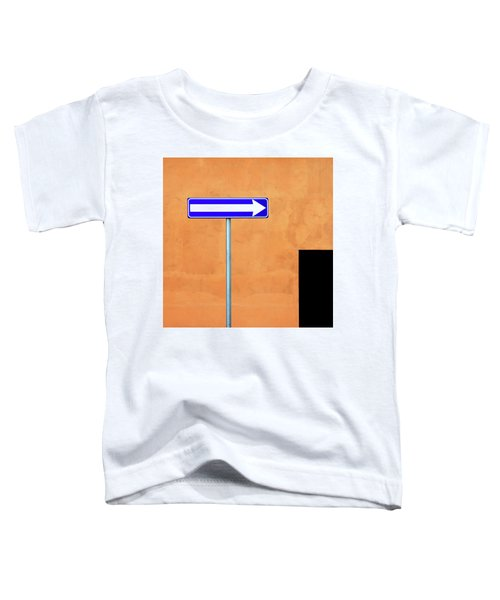 One Way Toddler T-Shirt