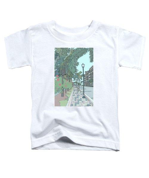 Orange Avenue Toddler T-Shirt