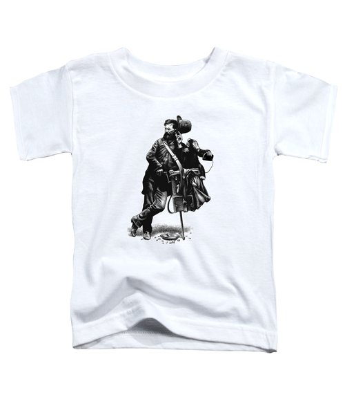 Organ Grinder Toddler T-Shirt