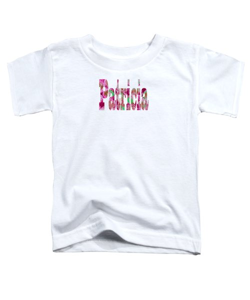 Patricia Toddler T-Shirt