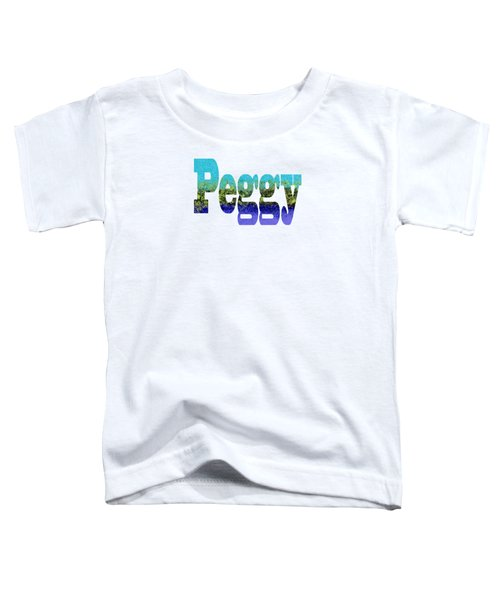 Peggy Toddler T-Shirt