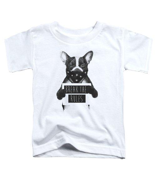Rebel Dog II Toddler T-Shirt