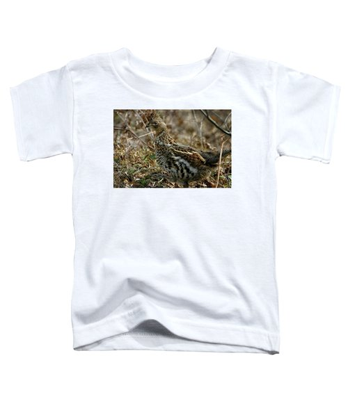 Ruffed Grouse 50702 Toddler T-Shirt