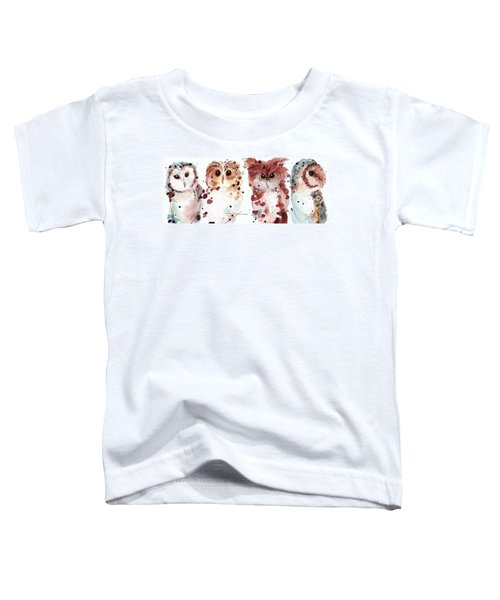The Gang Toddler T-Shirt
