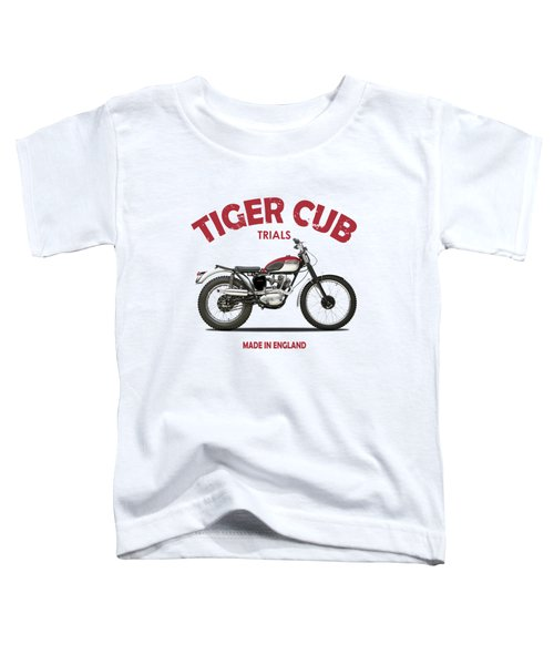 Triumph Tiger Cub Toddler T-Shirt