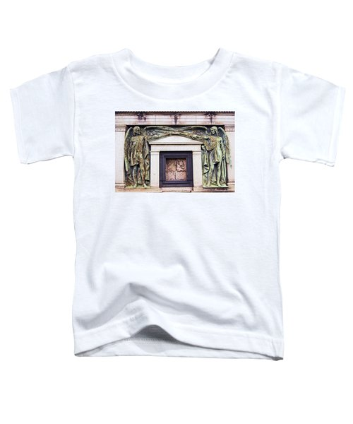 18/09/13 Glasgow. The Necropolis, Double Angels. Toddler T-Shirt
