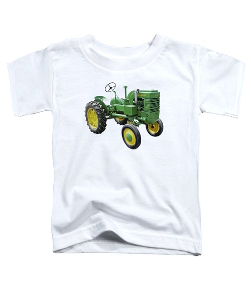1944 John Deere Farm Tractor - T-shirt Toddler T-Shirt