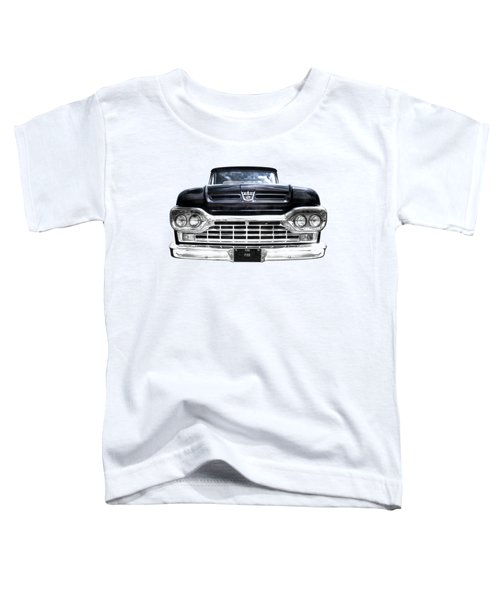 1960 Ford F100 Pick Up Head On Toddler T-Shirt