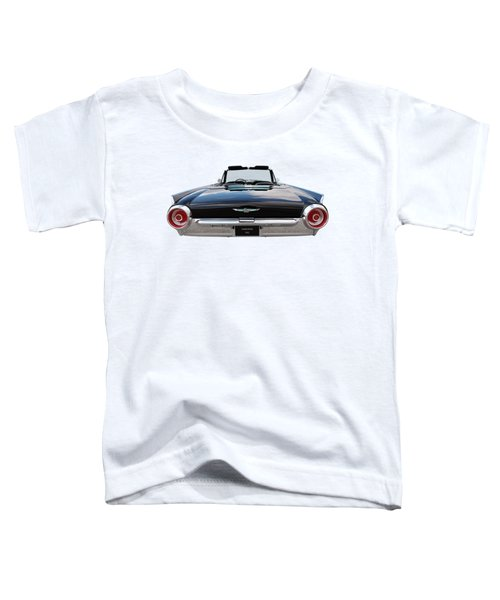 1962 Thunderbird Tail Lights Toddler T-Shirt