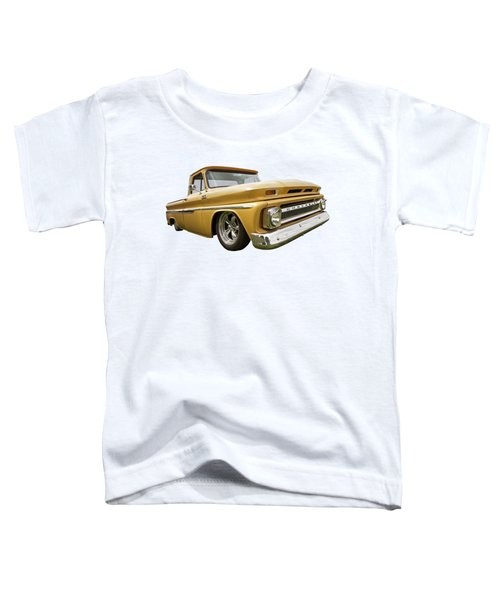 1965 Chevy C10 Truck Toddler T-Shirt