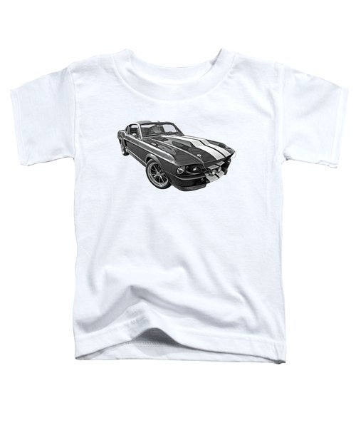 1967 Eleanor In The Clouds Toddler T-Shirt