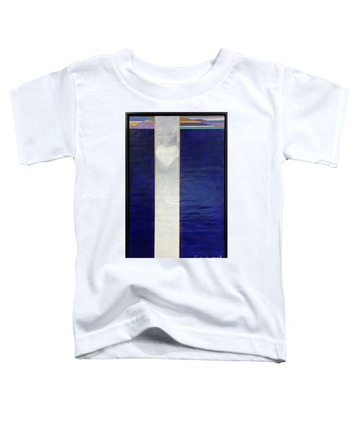 Ascending Heart Toddler T-Shirt