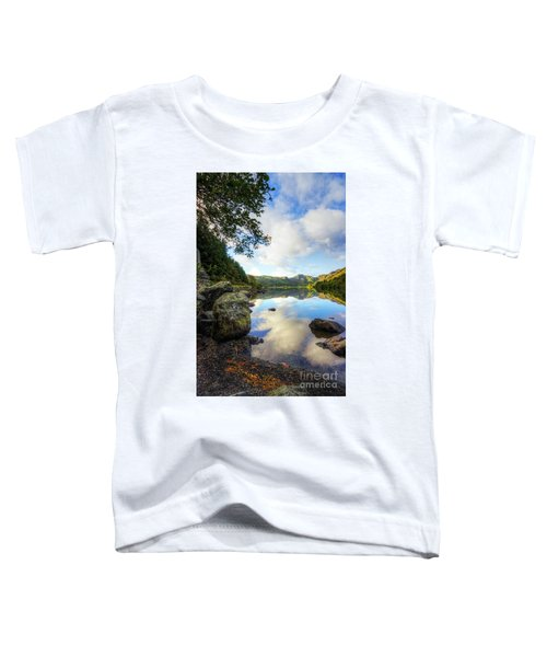 Llyn Crafnant Toddler T-Shirt