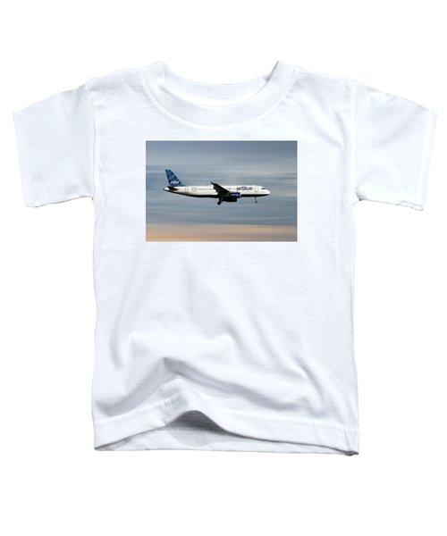 Jetblue Airways Airbus A320-232 Toddler T-Shirt