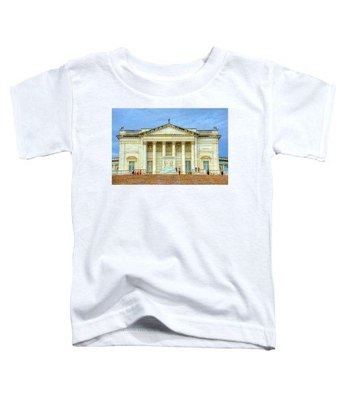 Tomb Of The Unknown Soldier Toddler T-Shirt