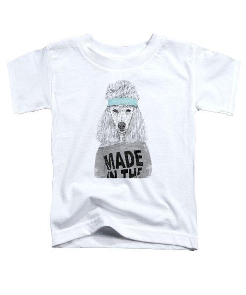 80's Bitch Toddler T-Shirt