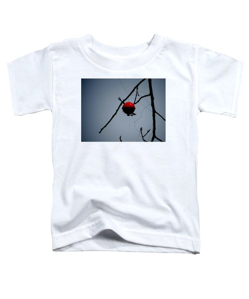 A Bad Day Fishing Toddler T-Shirt