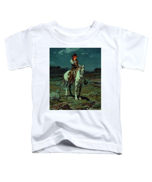 A Light In The Night, 1936 Toddler T-Shirt