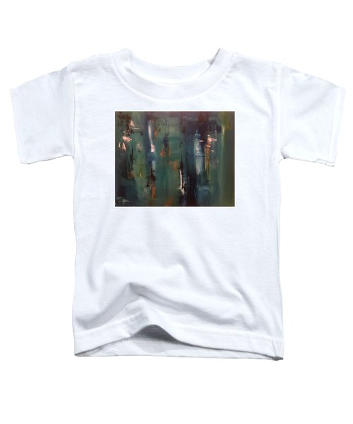 Abstract IIi Toddler T-Shirt